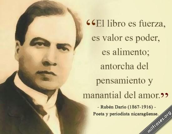 LITERATURA Y POESÍA Nº4, El Simil, Rubén Darío, VINDINAR, Paz de Selva Verde (2)