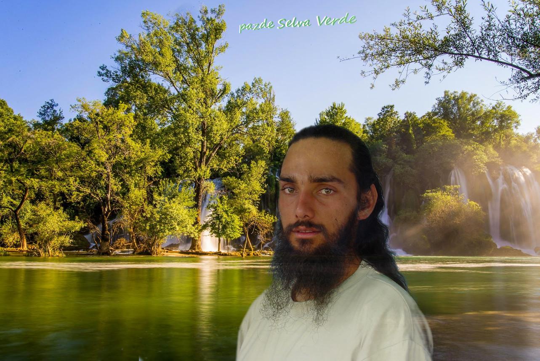 Paz de selva verde - v. m samael  29 julio